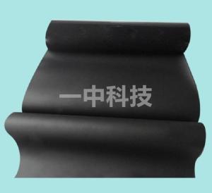 PE碳膜 PE导电膜 导电PE膜  方阻10~1000欧可调定做