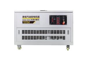 20千瓦静音汽油发电机价格,进口发电机
