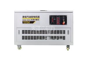 40千瓦静音汽油发电机产品参数以及耗油量