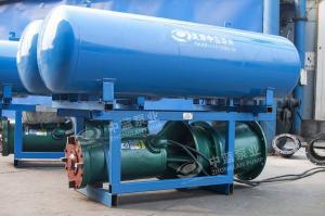 漂浮式潛水泵,漂浮式潛水軸流泵