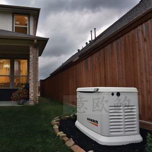 户外移动50Kw静音汽油发电机功率因素