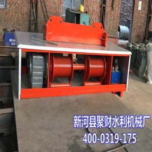 清污机——清除水面漂浮物抓斗式清污机