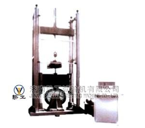 PLS-500型微机控制轻合金车轮径向冲击试验机产品图片