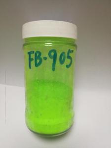 韩国旭成化学(UKSEUNG)荧光颜料荧光绿FB-905(耐迁移、易分散、低卤素、环保) 产品图片