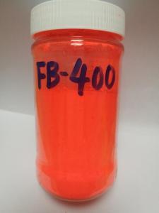 韩国旭成化学(UKSEUNG)荧光颜料荧光橙红FB-400(耐迁移、易分散、低卤素、环保) 产品图片