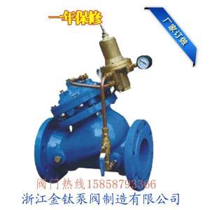 淄博AX742X隔膜式鑄鋼安全泄壓持壓閥 行業風向標
