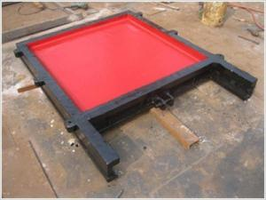 上海电动铸铁闸门产品图片