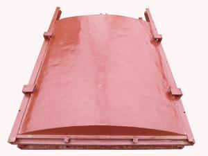 拱形铸铁闸门