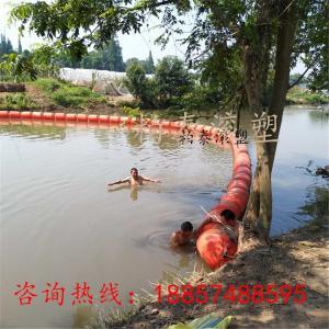 大型水电站塑料拦污浮体批发
