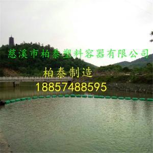 昆明电站拦汛网塑料浮体施工规划