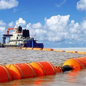 港口扩建清淤疏浚管道浮体规格