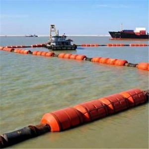 疏浚管道浮体柏泰厂家多规格介绍 产品图片