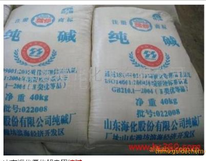 海化纯碱产品图片