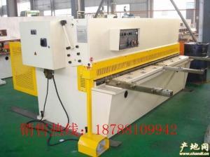 QC12K-6X3200液压摆式剪板机云南昆明厂家直销