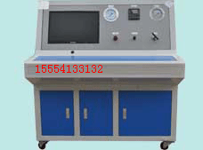 石墨換熱器氣密封測試臺