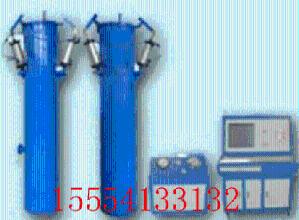 钢瓶水压试验设备-缠绕气瓶压力检测设备-气瓶水压测试装置