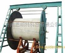 水泥管管子水壓測試設備-混泥土排水管內壓試驗設備
