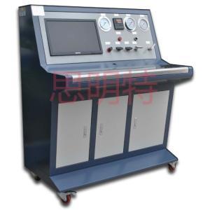 PE-RT地暖管材氣密性試驗機