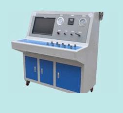 制冷裝置用小型壓力容器破壞試驗