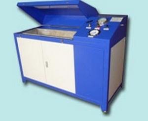 汽車空調管壓力試驗機---膠管膨脹試驗臺--空調管水壓試驗機