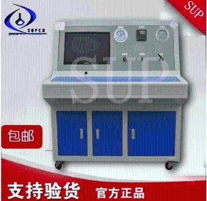 水冷散热器水压测试器-汽车散热器压力耐压破坏试验台