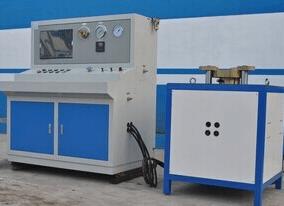 供应安全阀校验台(生产厂家) 检测其起跳、回座压力及密封性能试验机