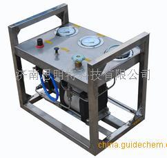 便携式气动试水压机-小型水压试验设备