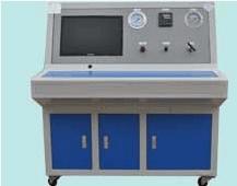 天然氣罐水壓耐壓檢測臺