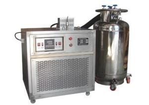 零下196度冲击试样低温槽金属夏比摆锤冲击试验方法低温仪产品图片