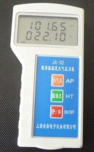 JX-02 數字溫濕度大氣壓力表