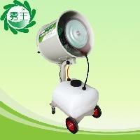 垃圾处理防尘雾化系统