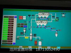 除塵器自動化系統 滄州金鼎環保