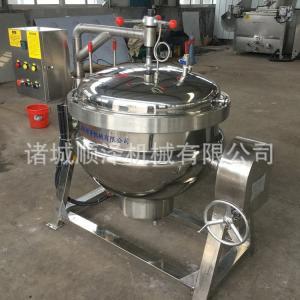 燃氣夾層鍋 可傾燃氣夾層鍋 肉類專用蒸煮鍋 蒸煮設備