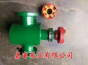 滄州嘉睿泵業供應江蘇高溫泵2CG高溫齒輪泵