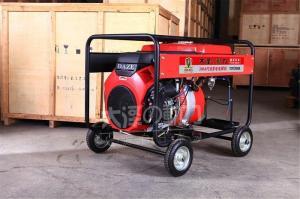 300A汽油动力电焊机.发电电焊两用机