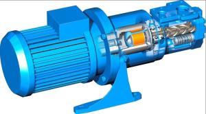 供應ACE 038L3 NVBP宜賓船舶配套瑞典螺桿泵
