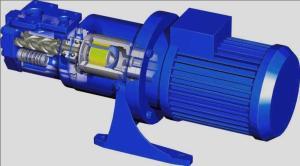 供應ACE 038K3 NVBP自貢造紙廠配套IMO螺桿泵