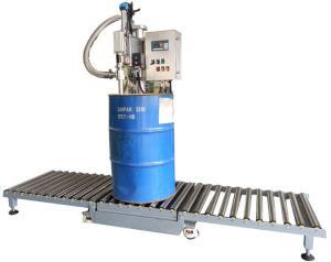 200L树脂涂料灌装机 防爆灌注机 厂家批发生产