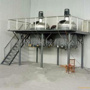不锈钢反应釜厂家产品图片