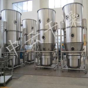速溶颗粒沸腾床造粒干燥机速溶茶制粒烘干机
