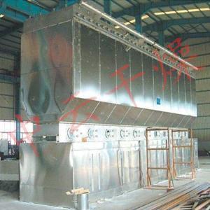 沸腾床喷浆造粒干燥机流化床喷浆烘干机
