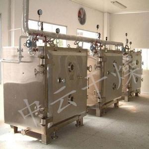 化工、电子真空干燥机 圆形真空干燥机