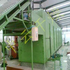 丙烯纤维专用不锈钢带式干燥机电加热带式干燥机