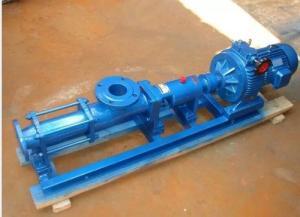 优质G型单螺杆泵,泥浆泵压力效率大,质量过硬产品图片