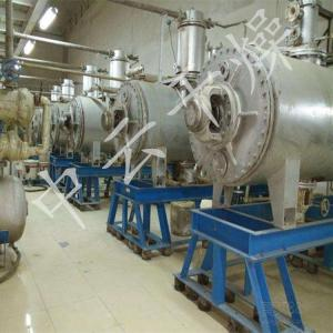 ZKG系列(水杨酸)真空耙式干燥机