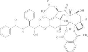 紫杉醇 产品图片