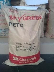 医用级PETG  韩国 SK K2012可回收材料