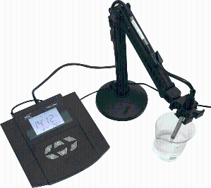 50us/cm~200ms/cm大量程台式电导率仪厂家直销-博取仪器