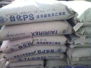 押出用GPPS 台湾台化 GP5500高分子量  产品图片