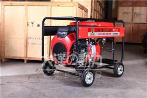 双缸风冷300A汽油发电电焊机产品价格